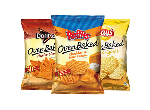Vending machine Oven Baked Chips